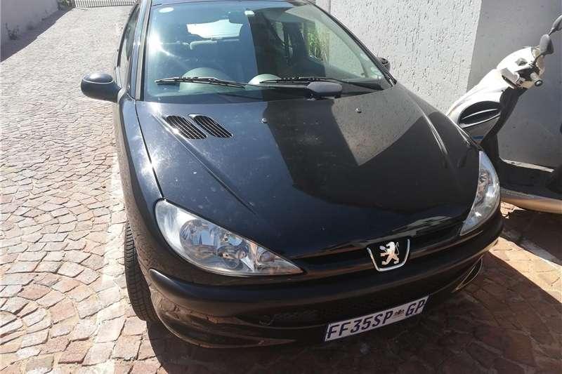 Peugeot 206 1.4 3 door PopArt 2006