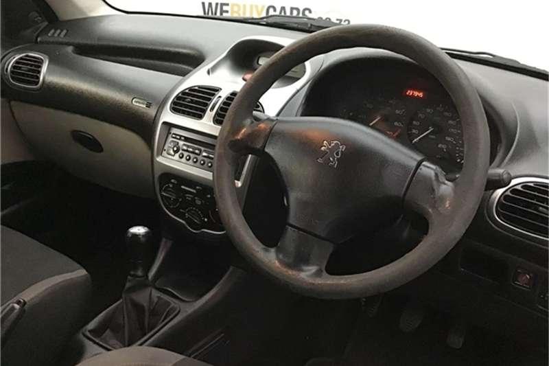 Peugeot 206 1.4 3-door PopArt 2006