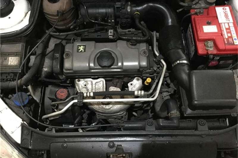 Peugeot 206 1.4 3-door PopArt 2007