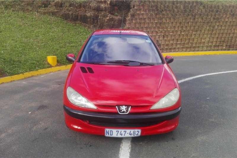 Peugeot 206 1.4 5 door PopArt 2004