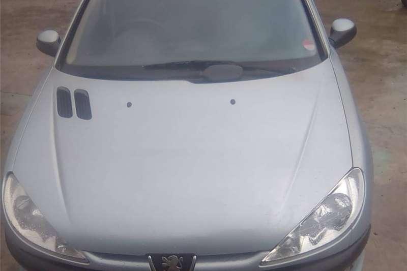 Peugeot 206 1.4 5 door PopArt 2006