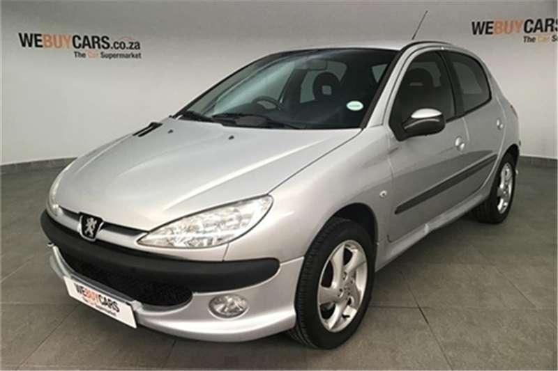 Peugeot 206 206 1 6 Xs