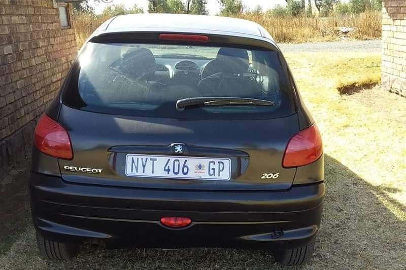 Peugeot 206 1.6 XT Premium 2003