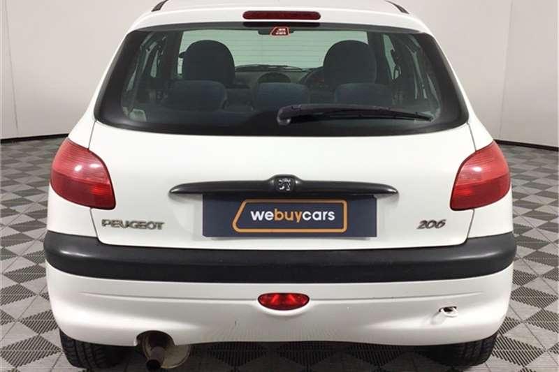 2003 Peugeot 206 206 1.6 XT Premium