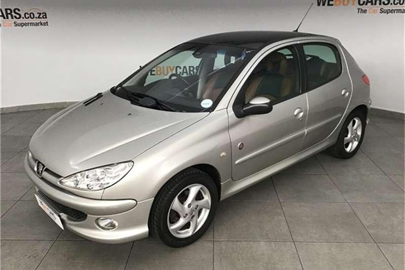 Peugeot 206 1.6 XT Premium 2005