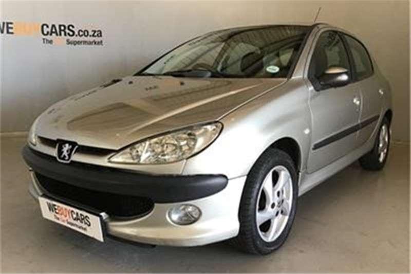 Peugeot 206 2.0HDi XT 2005