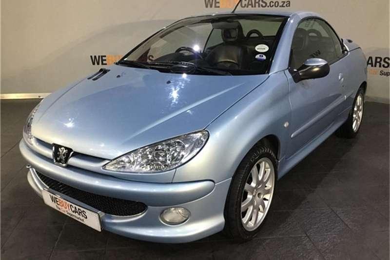 Peugeot 206 CC 2.0 2005