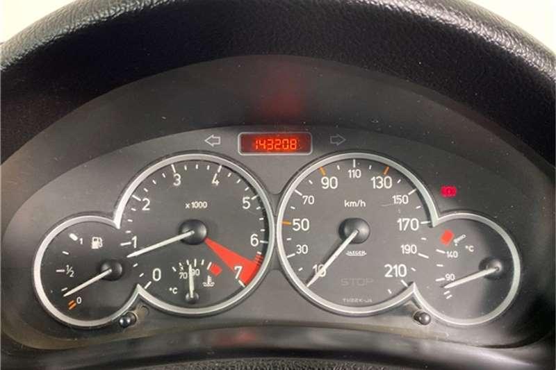 2005 Peugeot 206 206 CC 2.0