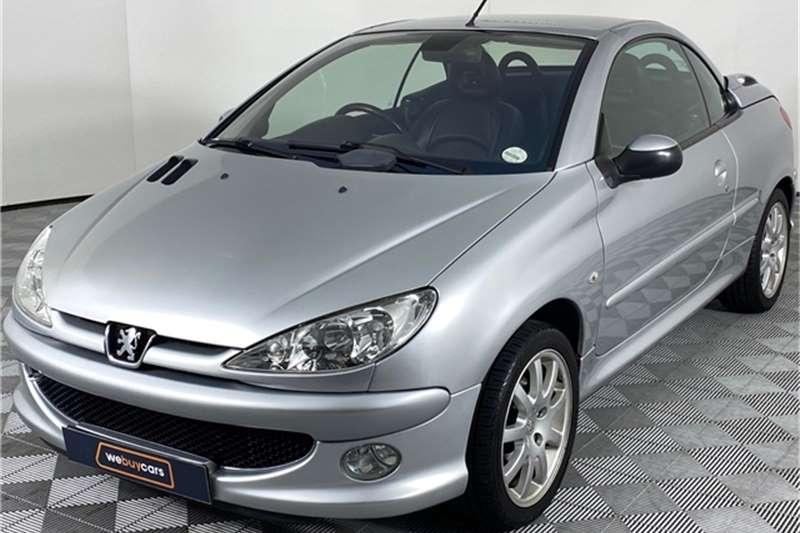 Used 2007 Peugeot 206 CC 2.0