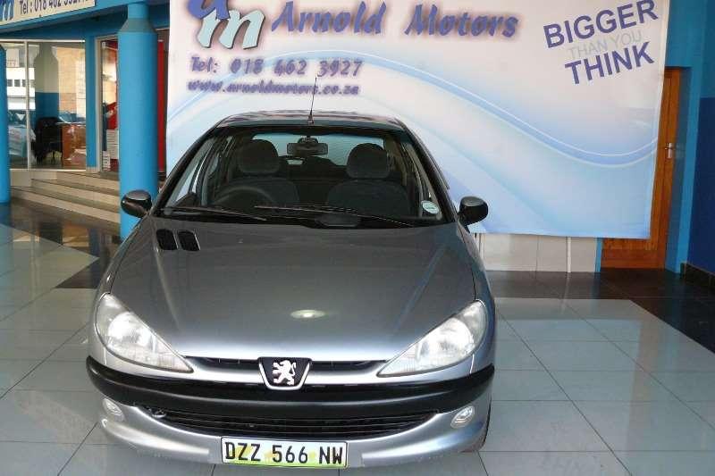 2002 Peugeot 206 1.6 XT Premium