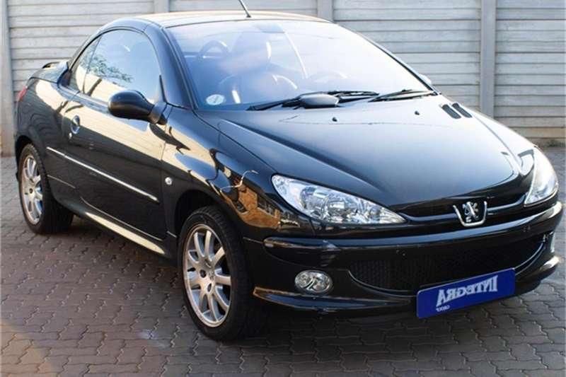 2003 Peugeot 206 CC 1.6