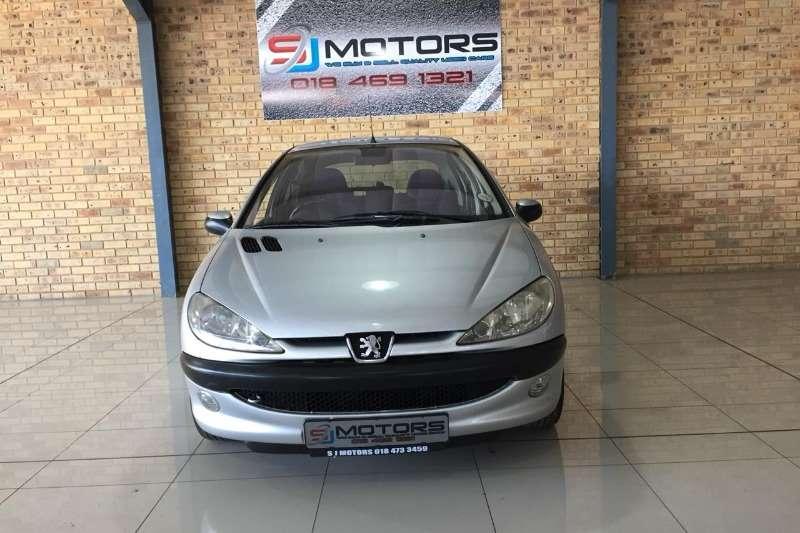 2004 Peugeot 206 1.6 XT Premium