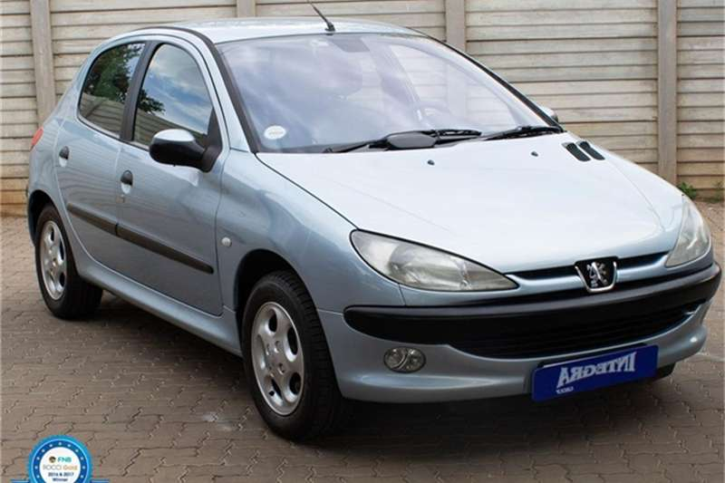 2003 Peugeot 206 1.6 XT Premium