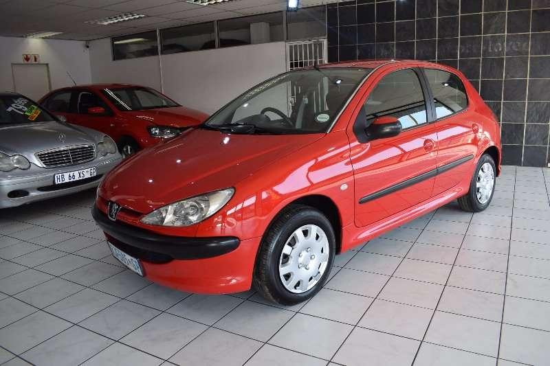 Peugeot 207 1.4 3 door XL 2004