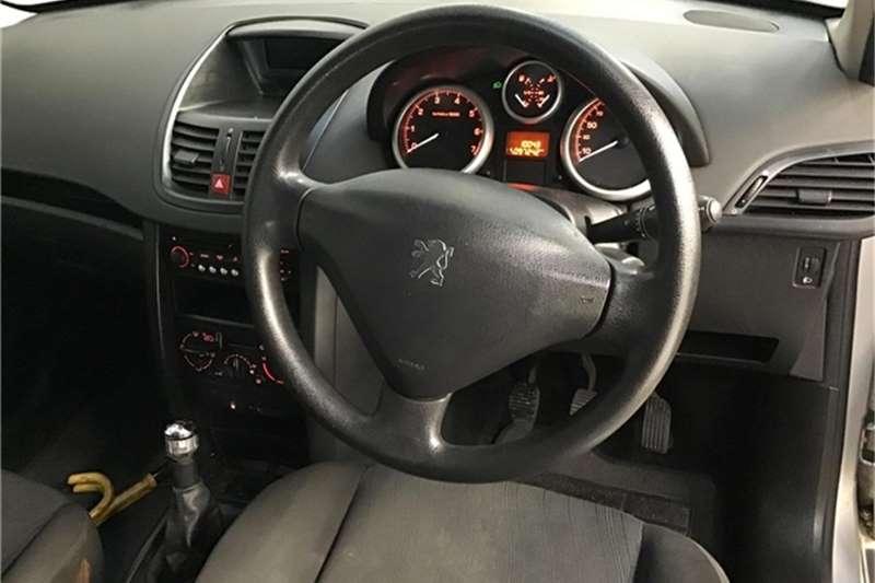 Peugeot 207 1.4 3-door XL 2009