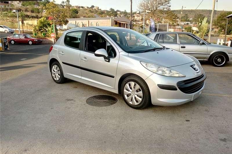 Peugeot 207 1.4 5 door XR Plus 2007