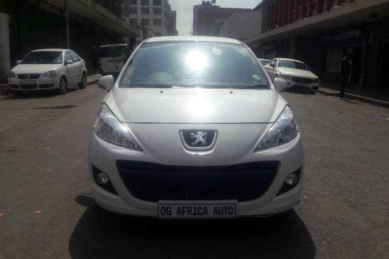 Peugeot 207 1.4 5 door XR Plus 2012