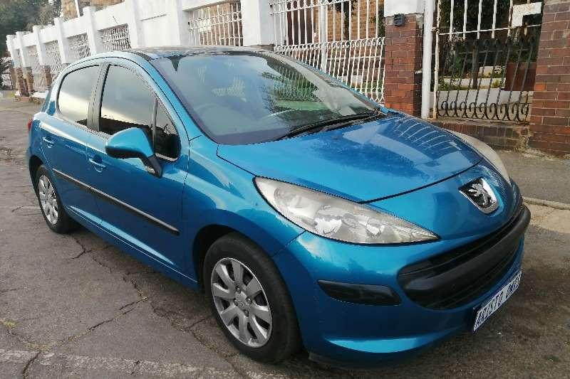 Peugeot 207 1.4 Active 2007