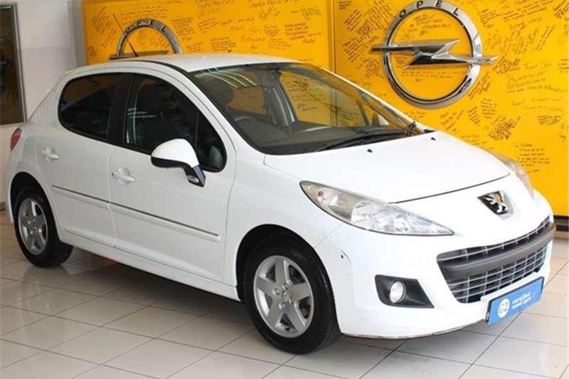 Peugeot 207 1.4 Active 2012