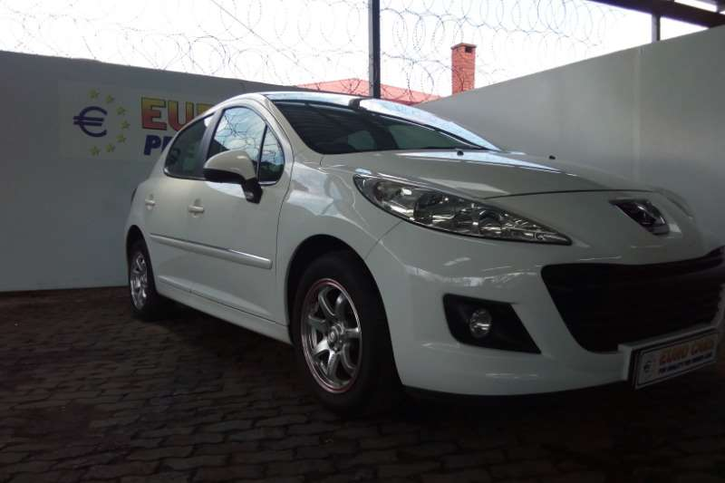 Peugeot 207 1.4 Active 2013