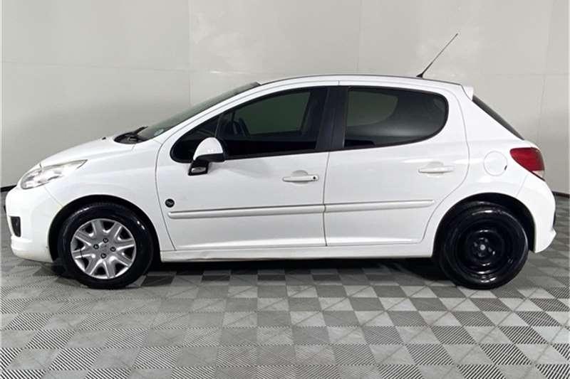 2011 Peugeot 207 207 1.4 Pop Art