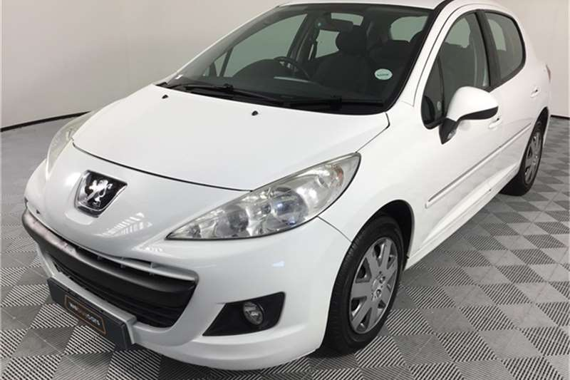Peugeot 207 1.4 Pop Art 2012