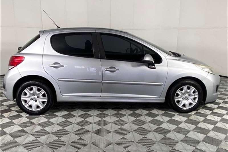 2012 Peugeot 207 207 1.4 Pop Art