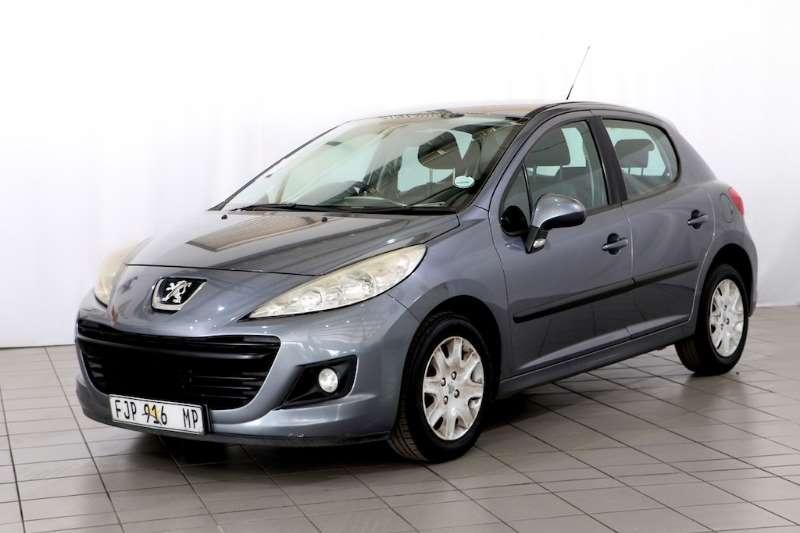Peugeot 207 1.4 VVT Active 2010