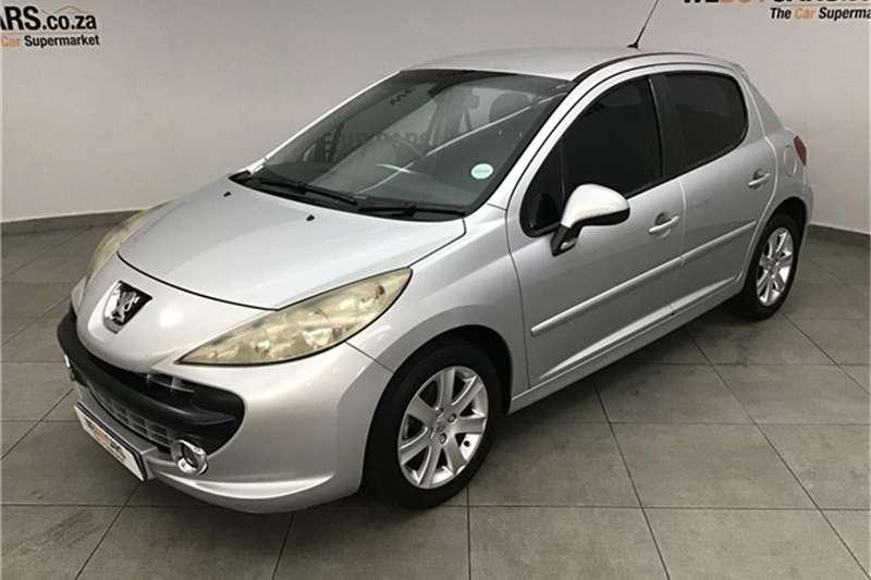Peugeot 207 1.6 5 door XS 2007