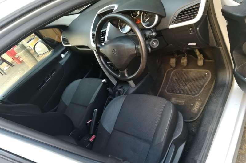 Peugeot 207 1 6 5 Door Xs For Sale In Gauteng