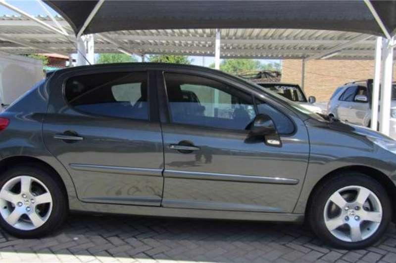 Peugeot 207 1.6 Dynamic 2011