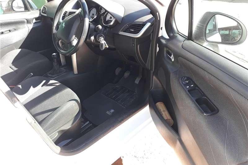Peugeot 207 1.6HDi 5 door XS 2007