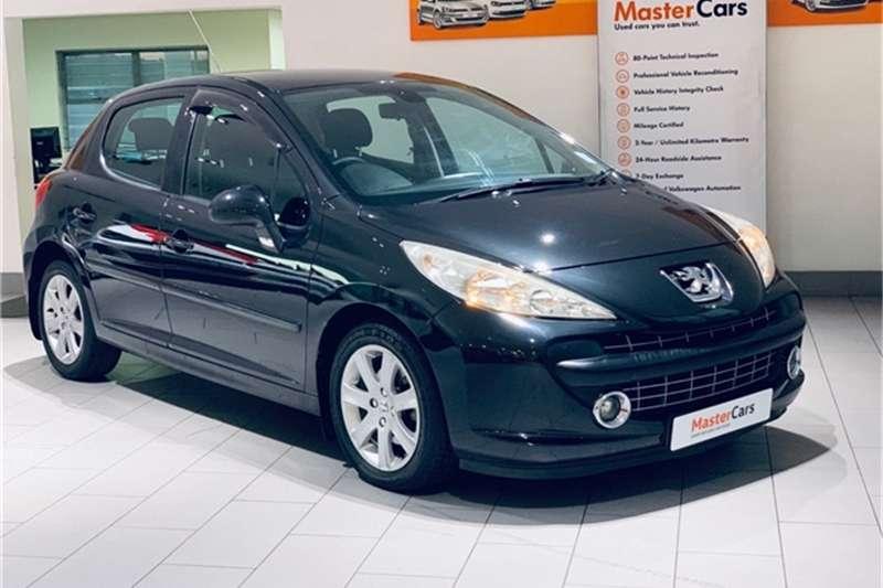 Peugeot 207 1.6HDi 5 door XS 2009