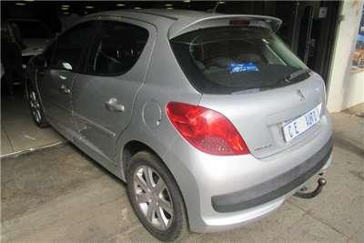 Peugeot 207 1.6HDi Dynamic 2007