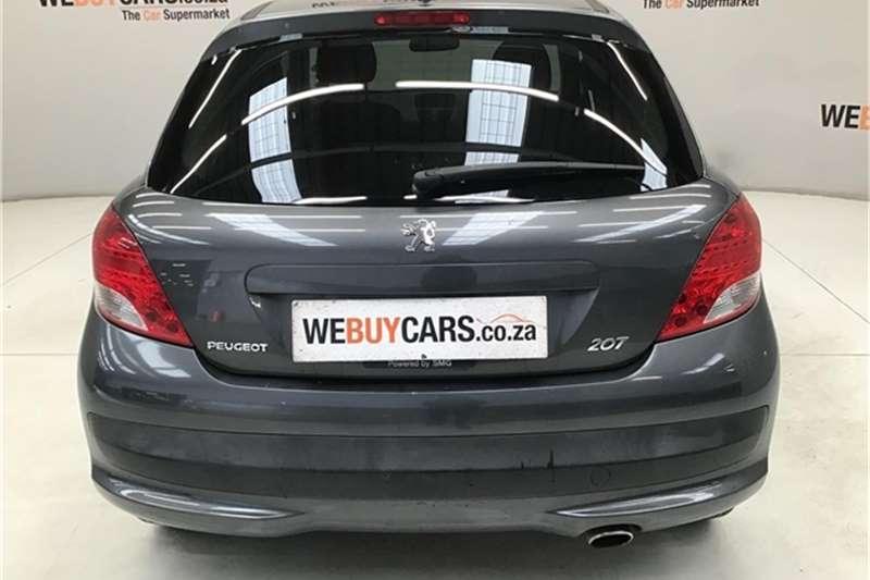 Peugeot 207 1.6HDi Dynamic 2011