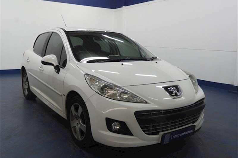 Peugeot 207 1.6HDi Sportium 2011