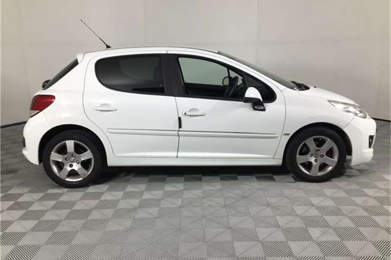 2012 Peugeot 207 207 1.6HDi Sportium