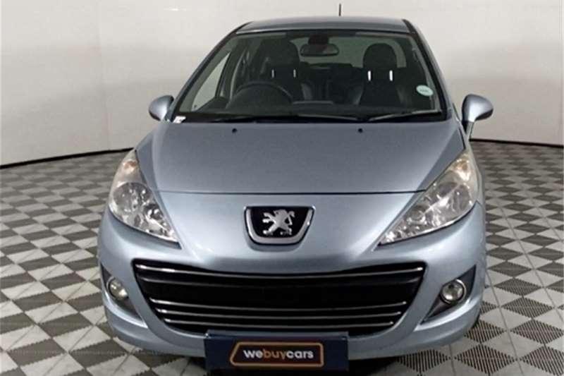Used 2012 Peugeot 207 1.6HDi Sportium