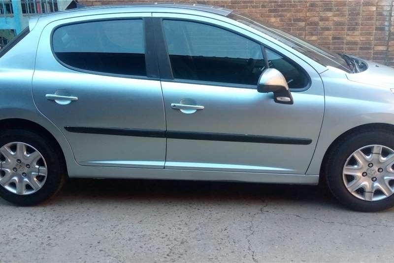 Used 2010 Peugeot 207