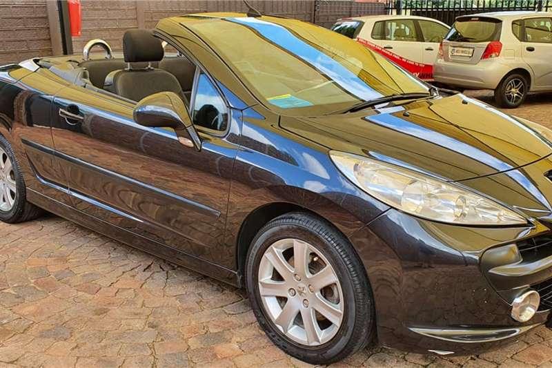 Peugeot 207 CC 1.6 Sport 1 2007