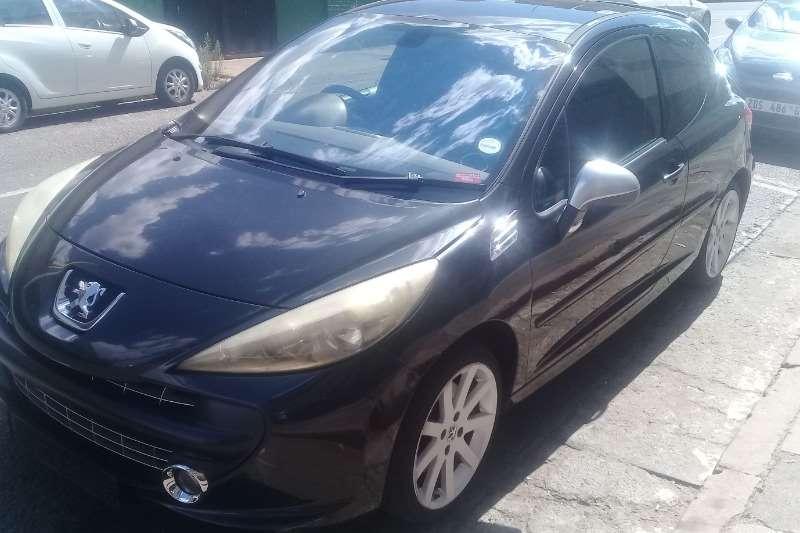2010 Peugeot 207 207 CC 1.6 Sport 1