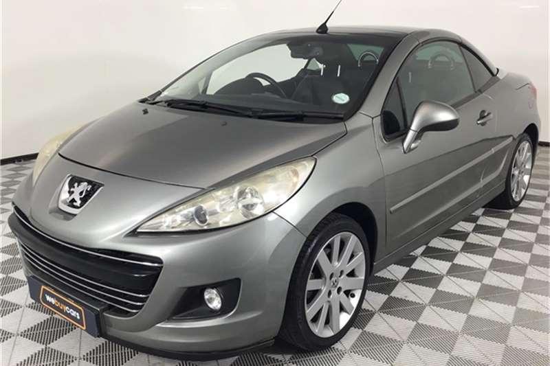 Peugeot 207 CC 1.6 Sport 2 2010