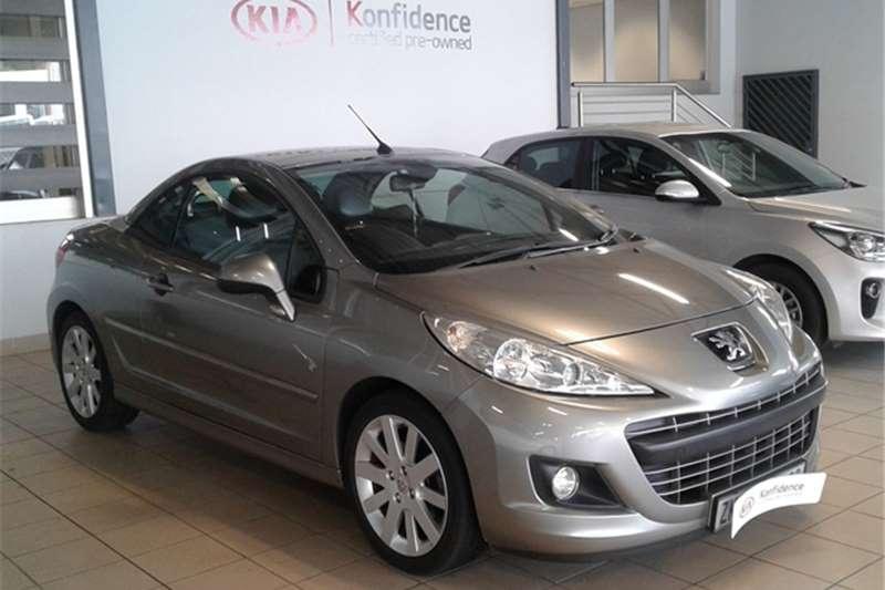 Peugeot 207 CC 1.6T Sport 2 2010