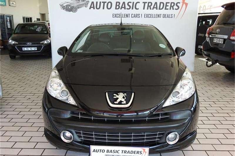 Peugeot 207 CC 1.6T Sport 2 2011