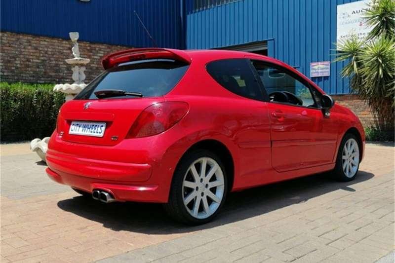 Used 2009 Peugeot 207 GTi