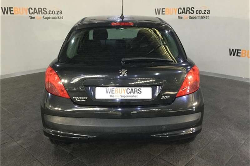 2008 Peugeot 207 1.4 3 door XL