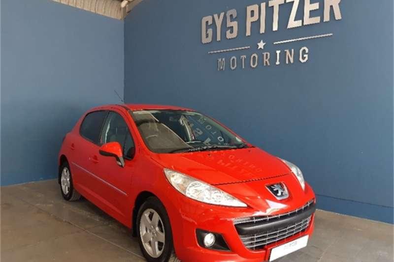 2012 Peugeot 207 1.4 Active