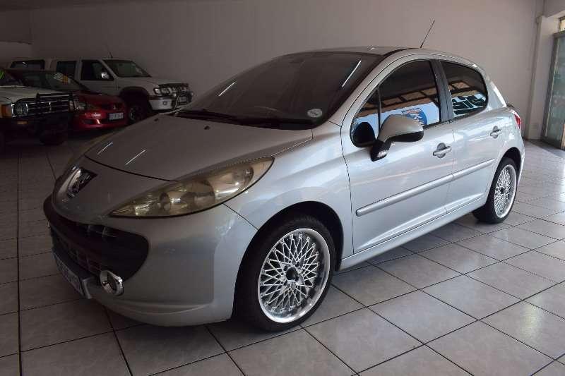 2007 Peugeot 207 1.6 5 door XS