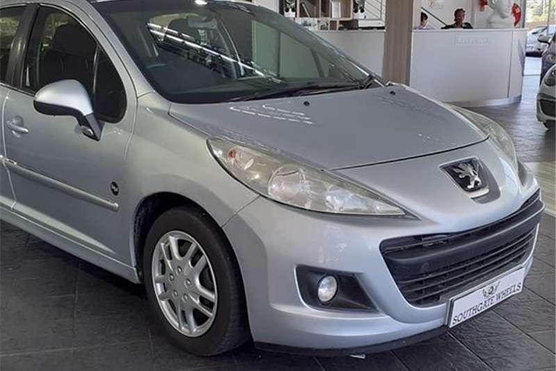2012 Peugeot 207 1.4 Pop Art