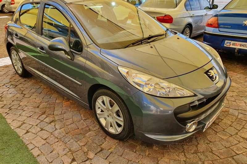 2007 Peugeot 207 1.4 5 door XR Plus